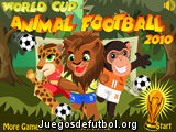 World Cup Animal Footbaolll 2010