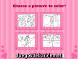 Choose a picture to color!