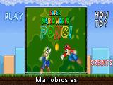Ping pong Mario