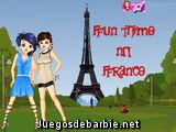 Fun Time in France