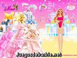 Vestir a la Linda Barbie
