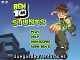 Ben 10 Stunts