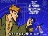 Atlantis the lost Empire Treasure Quest