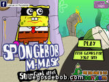 Spongebob m-mask