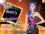 Katy Perry's Fashion
