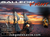 Galleon fight