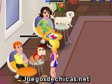 Lilly Kiss: Pets Salon