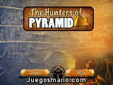 The Hunter of Pyramid