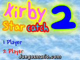 Kirby Star Catch