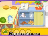 La cocina de Dora