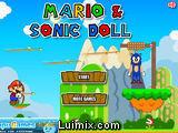 Mario & Sonic Doll
