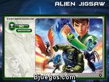 Alien Jigsaw