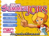 Kelly's Summer Jobs