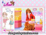 Rompecabezas de Barbie y su Perro