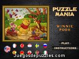 Rompecabezas de Winnie Pooh