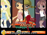 Tennis Angel