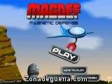 Magoef: Magnetic defense