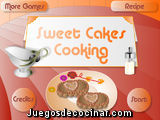 Sweet Cakes Cooking