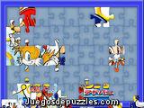 Sonic Puzzles