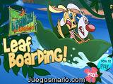 Leaf Boarding