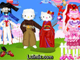 Viste a Hello Kitty