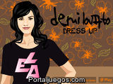 Viste a Demi Lovato