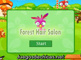 Forest hair salon