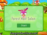 Forest hair salon