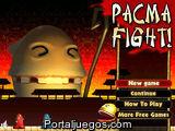 Pacman Fight!