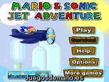 Mario & Sonic: jet adventure