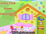 Winx Club Room Decoration