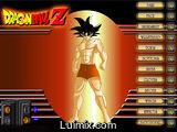 Cambia el Look a Goku