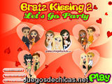 Bratz Kissing 2: Let's go Party