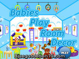 Babies Playroom Decor