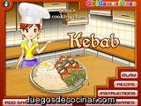 Cocina un Kebab