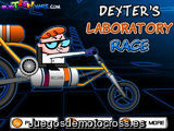 Dexter Laboratory Race