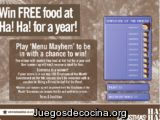 Win free food at ha! ha! for yearr!