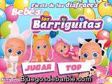 Bebés de los Barriguitas