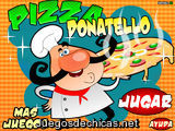 Pizza Donatello