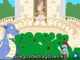 El caballero vs el dragón