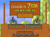 Mario vs Zelda Tournaement