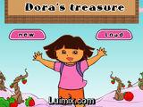 Dora en busca del tesoro