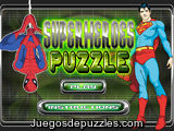 Superhéroes puzzle
