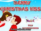 Merry Christmas Kiss