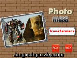 Photo mess Transformers