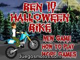 Ben 10: Halloween Bike