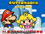 Supermario Snowing