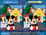 Diferencias de Mickey Mouse