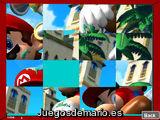 Mario Sliding Puzzle