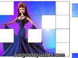 Barbie fashion puzzle